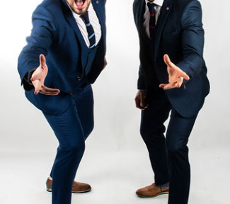 Comedy single from The 2 Johnnies