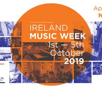 Great opportunities for emerging talent during Ireland Music Week 2019