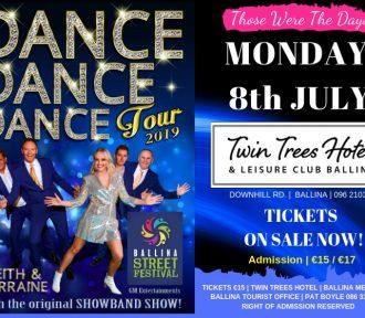 Keith and Lorraine tour kicks off in Ballina!