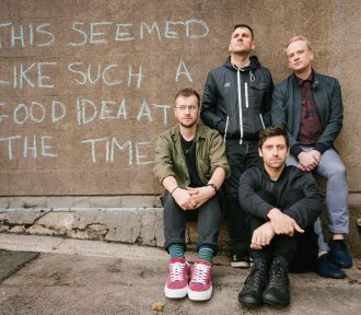 Delorentos celebrate the tenth anniversary of their biggest hit with an Irish tour