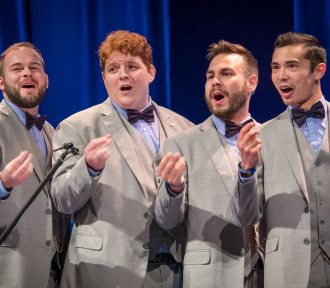 Leading USA vocal group to perform in Mayo