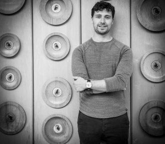 Busy Aodán Coyne ready for new album launch