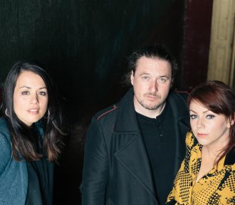 Christmas character of Galway features in new Whileaways single
