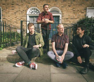 Delorentos Christmas EP proceeds will go to Focus Ireland