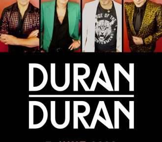 Tickets for Duran Duran on sale tomorrow