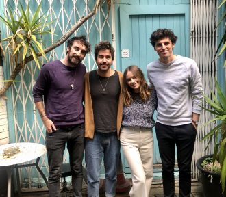 The Coronas go global with their music
