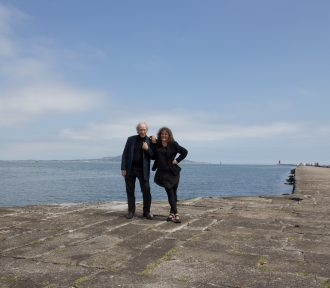 New video and single from Finbar Furey and his daughter