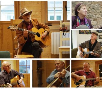 Boyle songwriters launch their first album